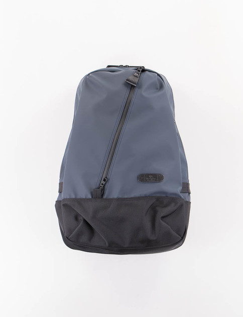 Navy Slick Backpack