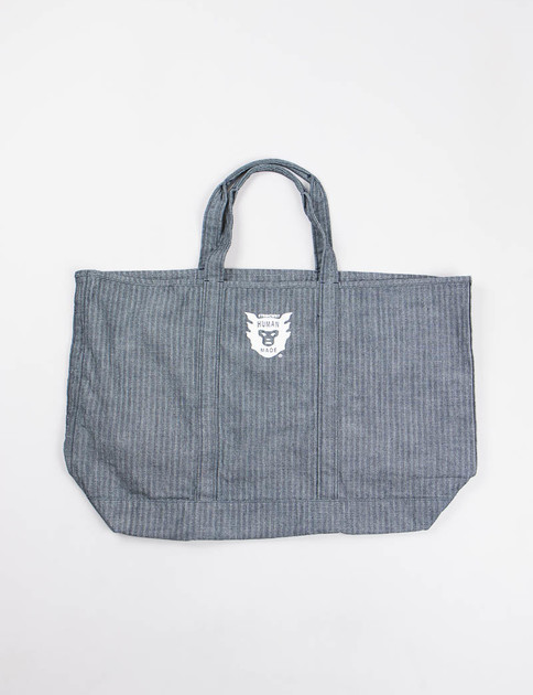Blue HB Tote Bag