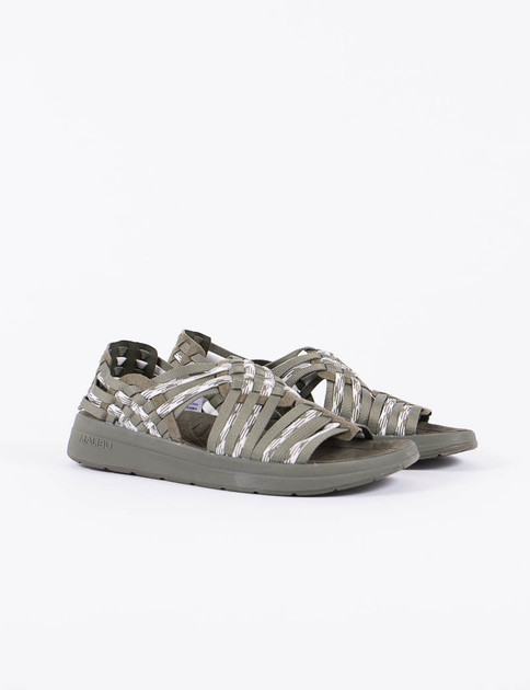 Missoni Olive/White Canyon Sandal