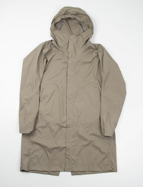 Basalt Apsis Windshell Hooded Coat