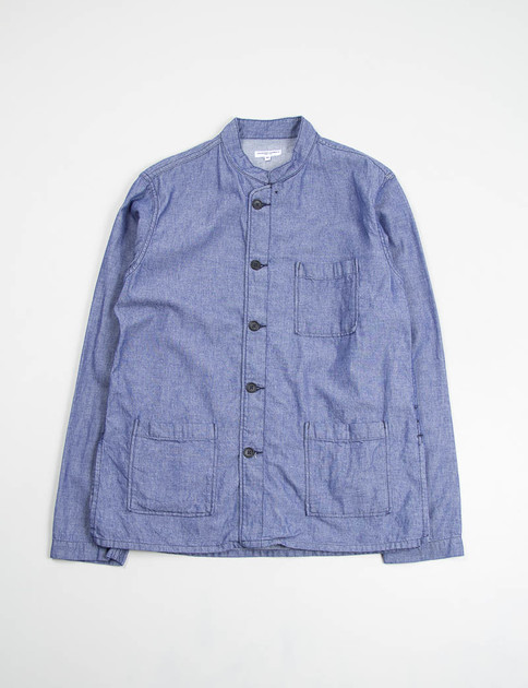 Blue Dungaree Cloth Dayton Shirt – EXCLUSIVE