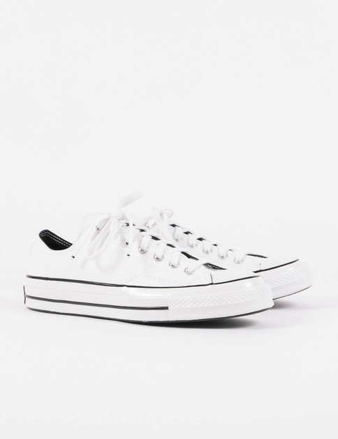 Fragment Design Tuxedo White Chuck Taylor All Star 70s