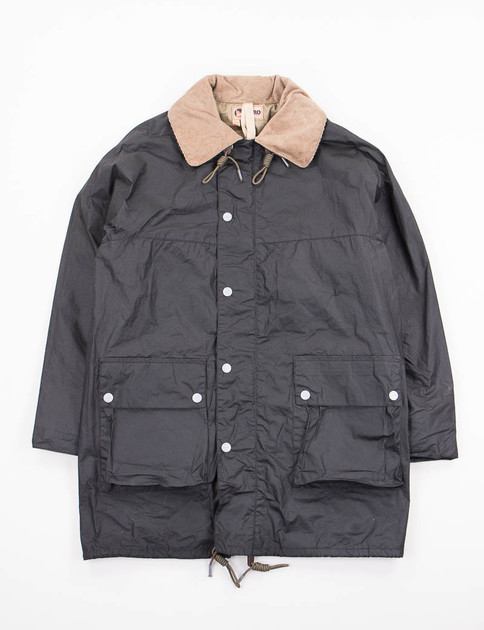 Lybro Black Boat Oil Mix Jacket