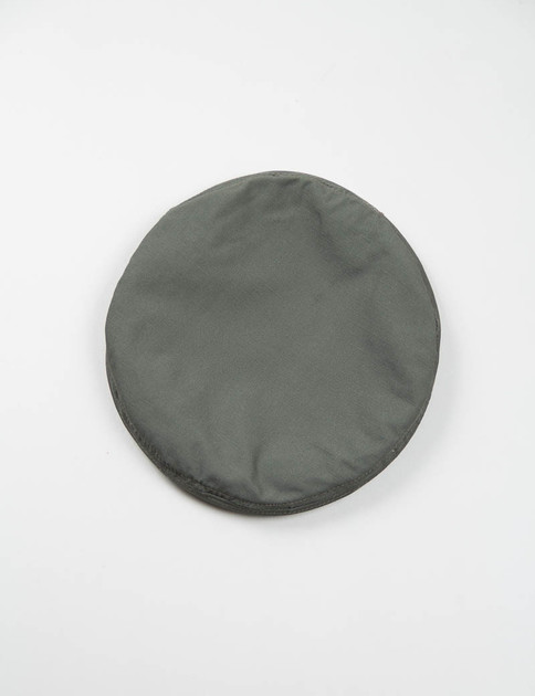Olive Ripstop Beret