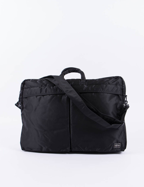 Black Tanker Brief Case