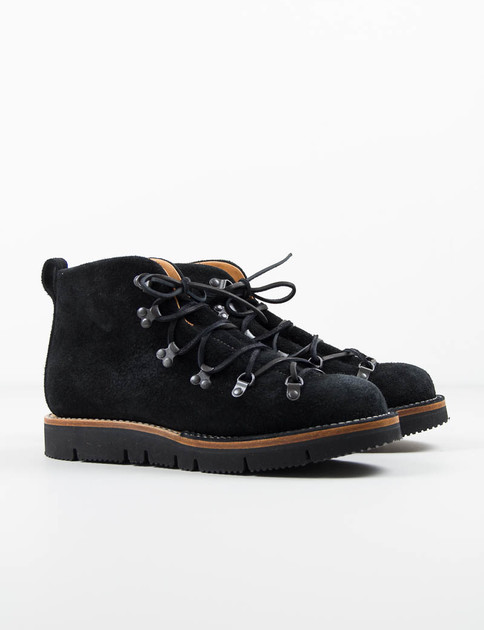 Black Unicorn Rough Out Hiker Boot