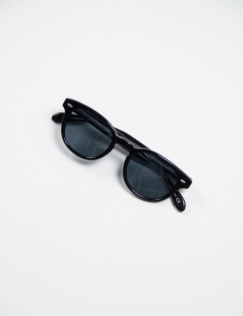 Black Sheldrake Sunglasses