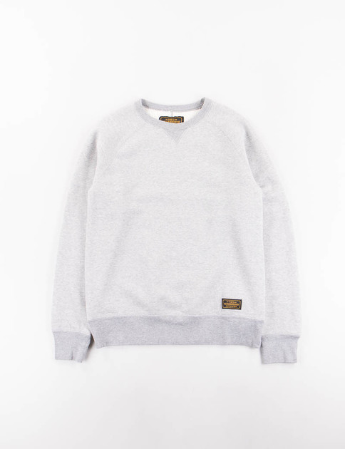 Neighborhood Grey Cam C–Crew Sweatshirt