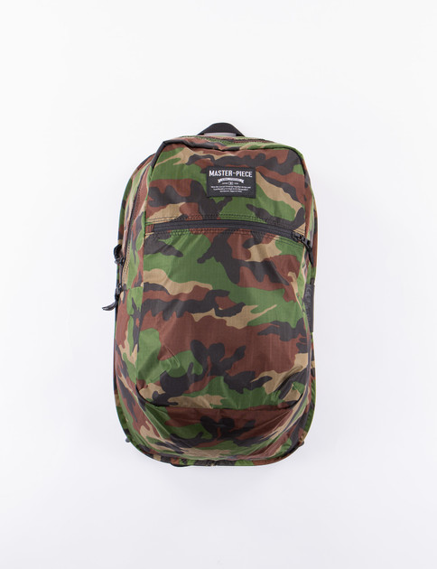 Camo Pop N Pack Backpack