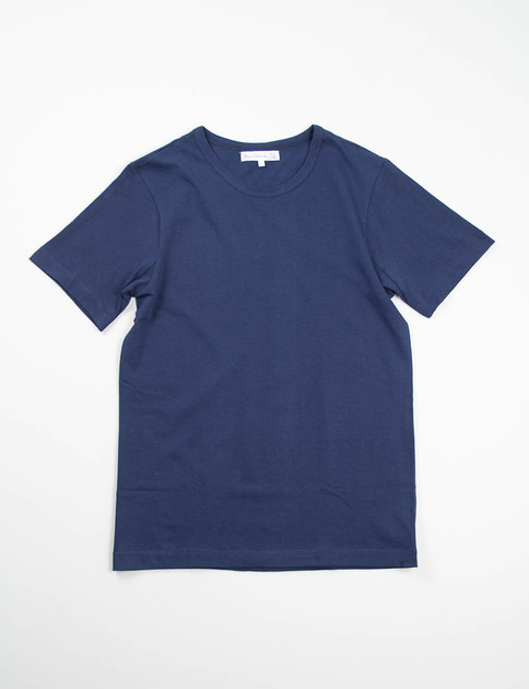 Ink Blue 215 Organic Cotton Army Shirt