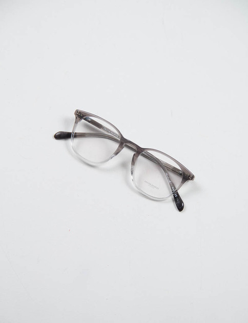 Grey Gradient Sir Finley Optical Frame
