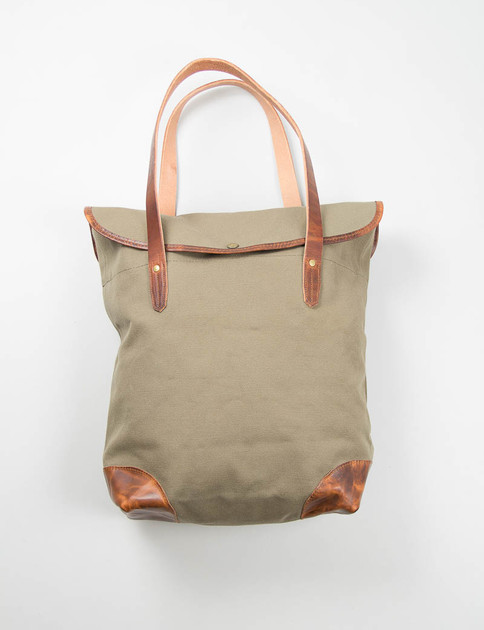 Olive Go To Work Tote Bag