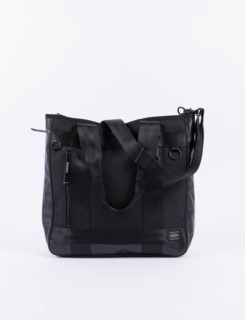 Black Heat 2Way Tote Bag