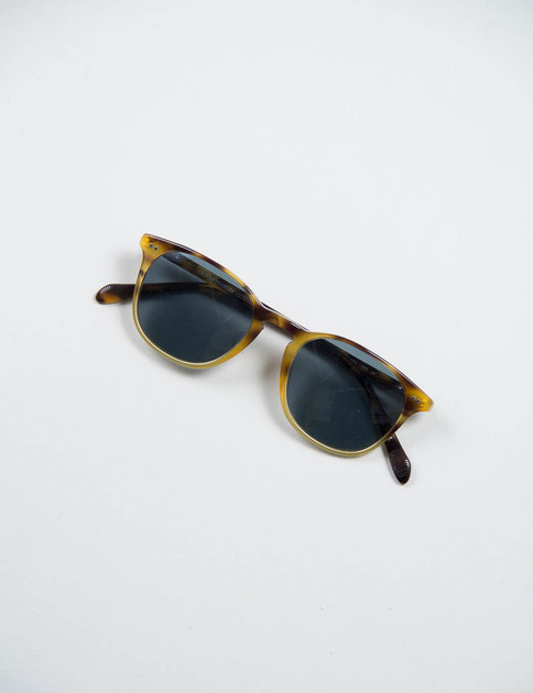 Vintage Brown Tortoise Gradient Sir Finley Sunglasses