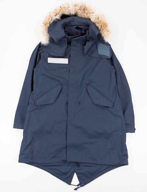 Navy Field Parka