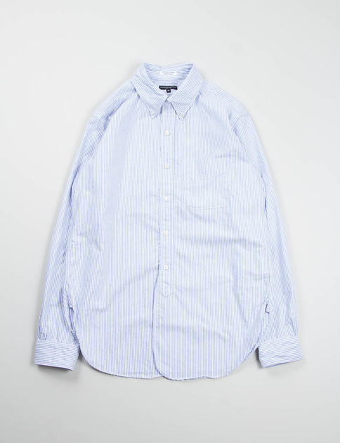 Blue Stripe Oxford 19th Century BD Shirt