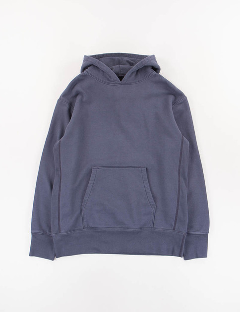 Navy Gusset Pullover Parka SPECIAL
