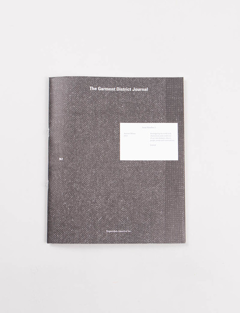 The Garment District Journal– Issue 2