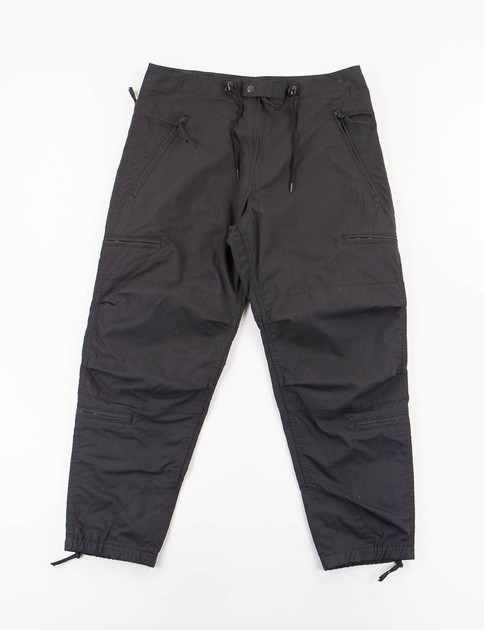 Black Weather Cloth BDU Pant