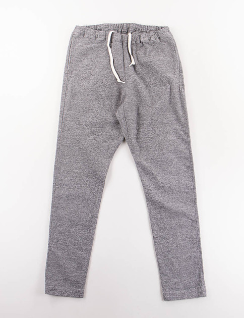 Charcoal Grey New Yorker Track Pant