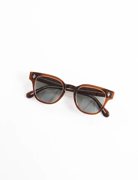 Brown Crystal/G–15 BRYAN Sunglasses
