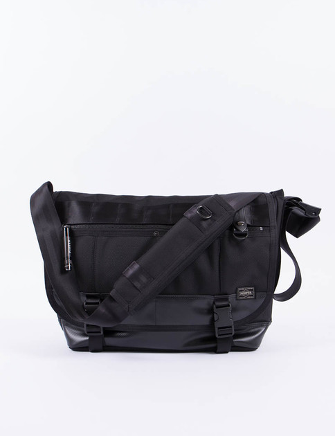 Black Heat Shoulder Bag