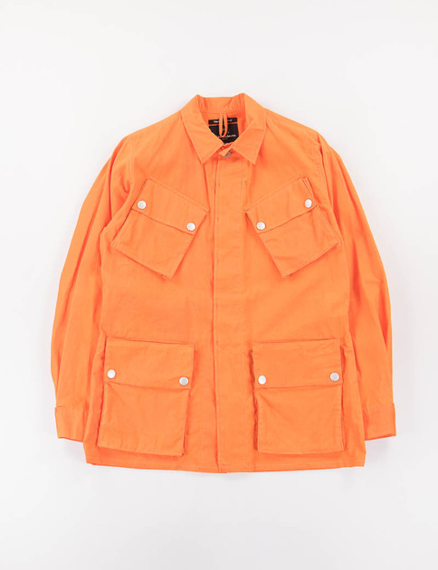 Orange 4oz Beeswax Nam Jacket