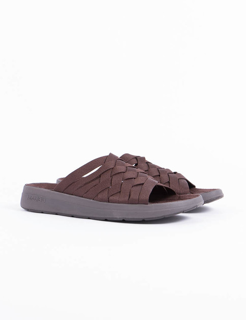 Seal Brown/Mole Zuma Sandal