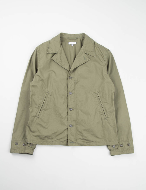 Olive Washer Twill M–41 Jacket
