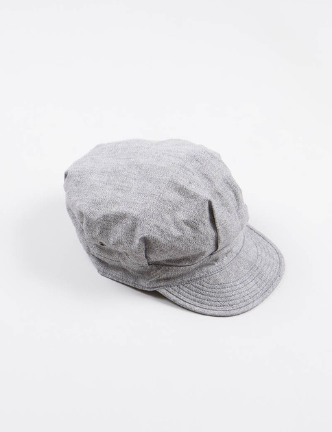 Grey Fatigue Cap