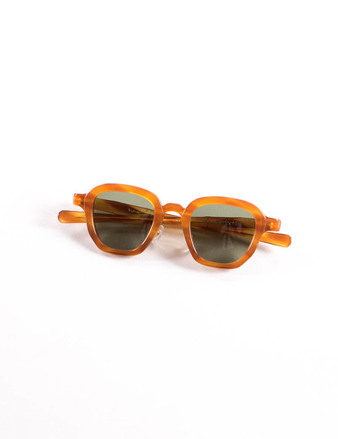 Light Brown Sasa Bronson Sunglasses