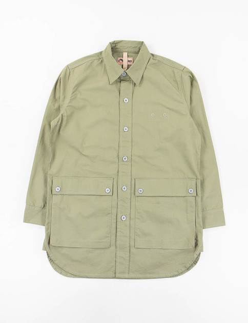 Lybro Army Ripstop Mountain Div Big Shirt