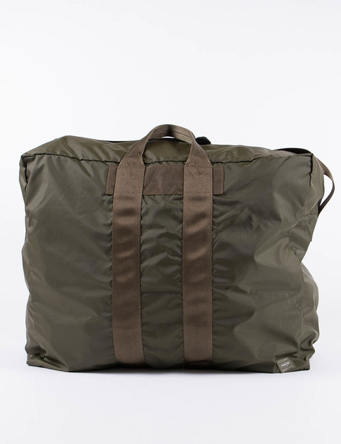 Olive Drab Flex 2Way Duffle Bag L