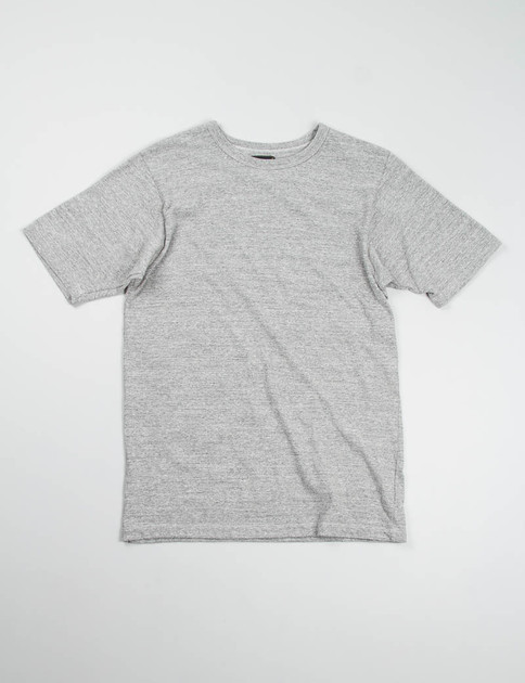 Mid Grey Athletic Tee
