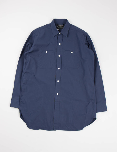 Lybro Navy Big Shirt