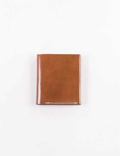 Whiskey Horween Cordovan 2–2 Wallet