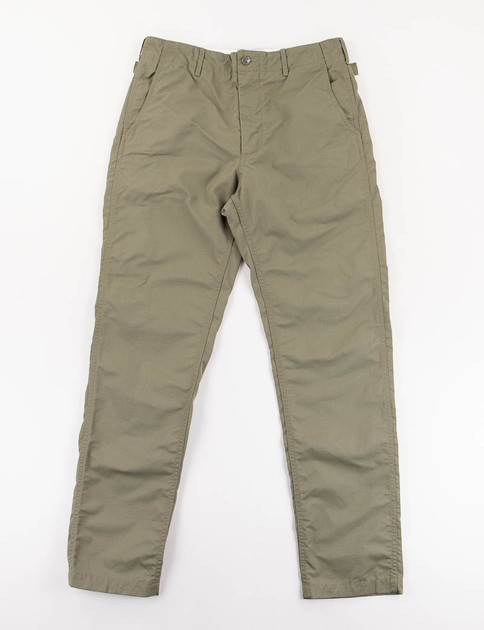 Olive NyCo Ripstop Ground Pant