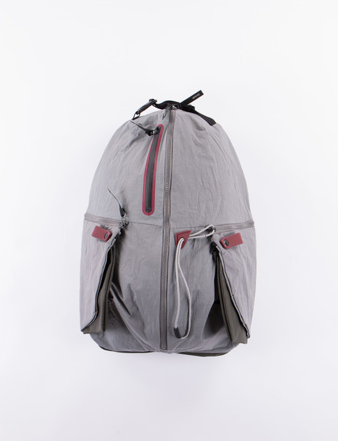Grey Game Backpack