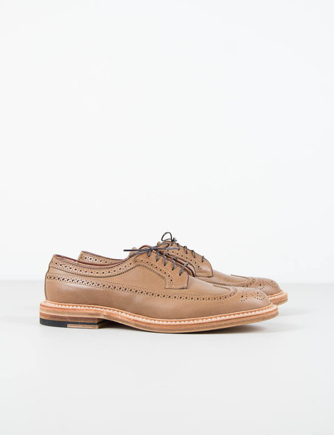 Natural Chromexcel Long Wing Blucher
