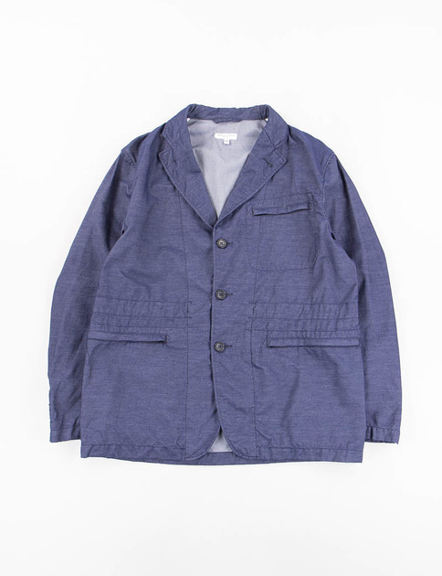 Indigo Nyco Denim Knockabout Jacket