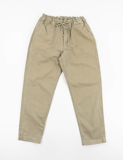 Green Used Herringbone New Yorker Pant SPECIAL