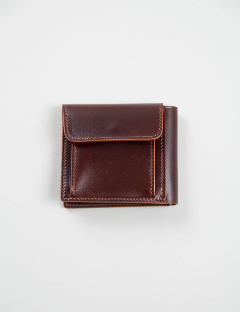 Color 8 Cordovan Billfold Wallet