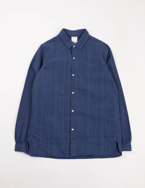 Indigo C/L Long Rider Shirt