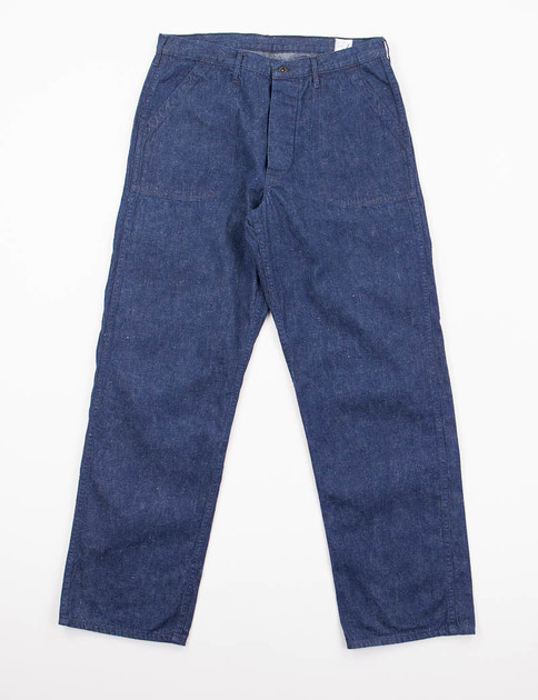 One Wash Denim US Army Utility Pant