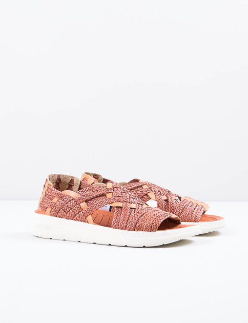 Missoni Dark Red/Orange Canyon Sandal