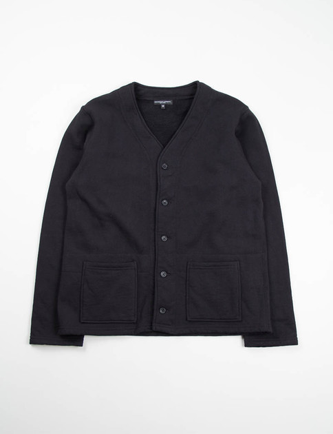 Black Fleece Knit C/D