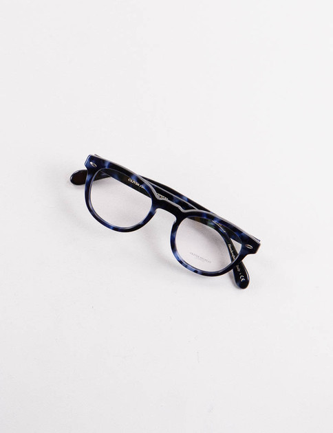 Blue Tortoise Sheldrake Optical Frame