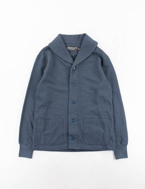 Neighborhood Navy Jersey OP C–Cardigan