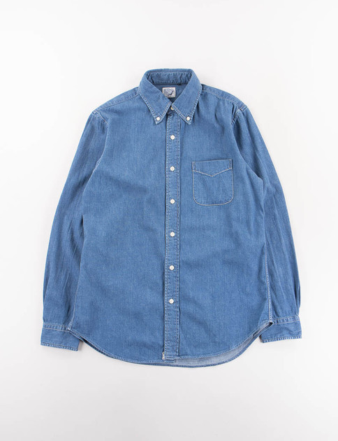 Denim Used BD Shirt
