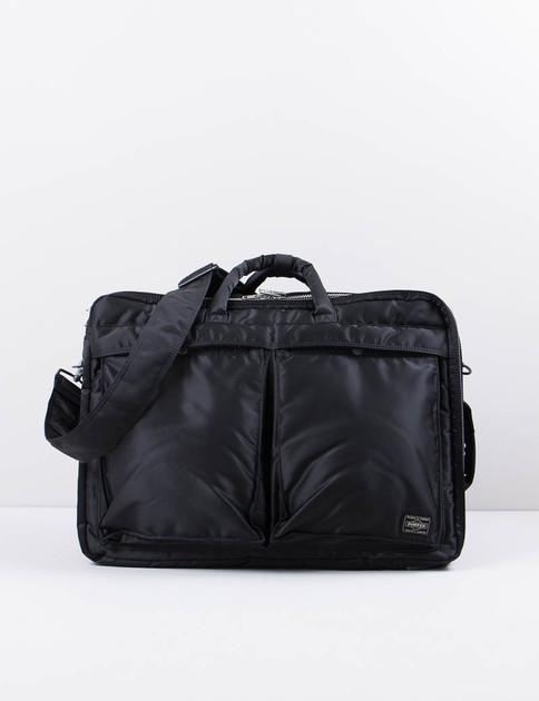 Black Tanker 3Way Brief Case